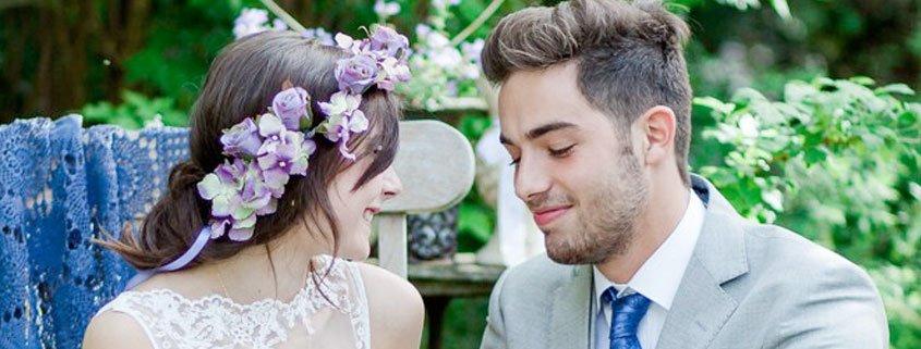 Hochzeitsbekleidung bei Rebmann