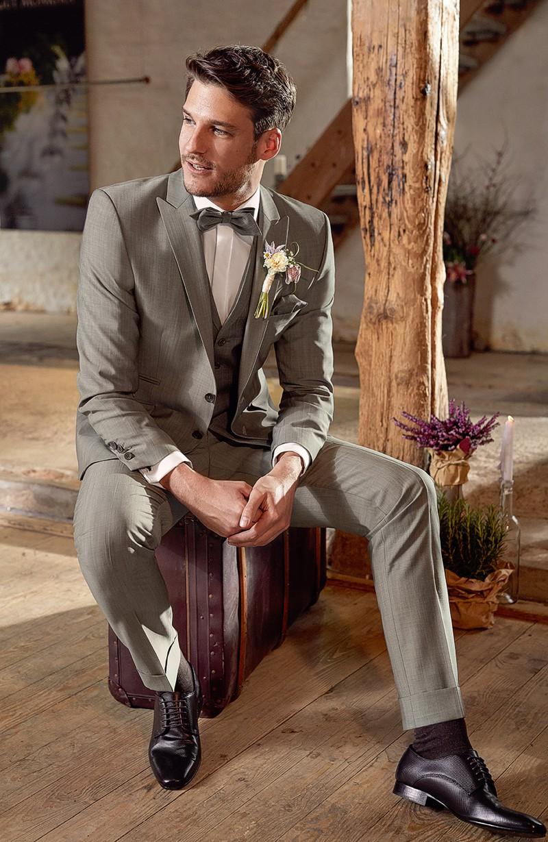 Hochzeit Anzug Country Style