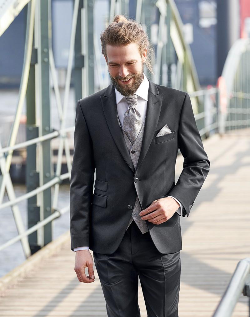 Hochzeit Anzug Maßanzug Klassisch Corpus Line