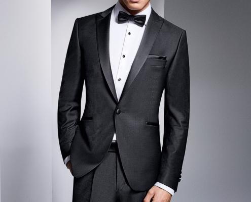 Hochzeit Anzug Abendgarderobe Smoking Tuxedo black tie Gala
