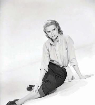 Grace Kelly mit Weejuns Pennyloafern von G. H. Bass