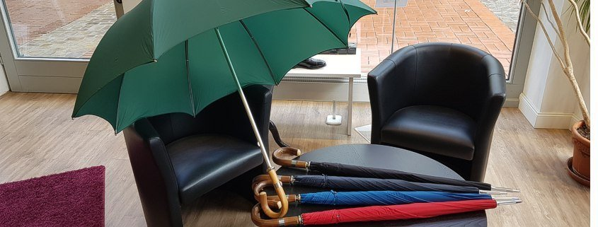 Regenschirme - das Original von Swayne Adeney Brigg