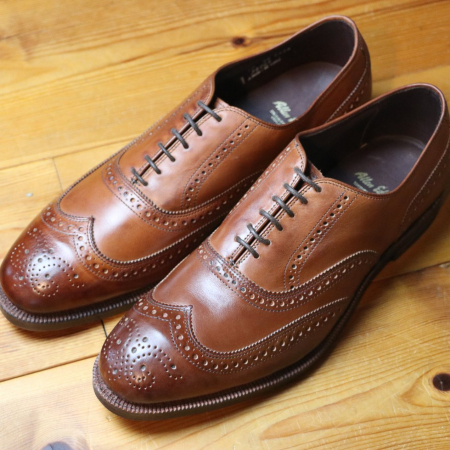 Oberklasse: Allen Edmonds Jefferson aus der Independence Line