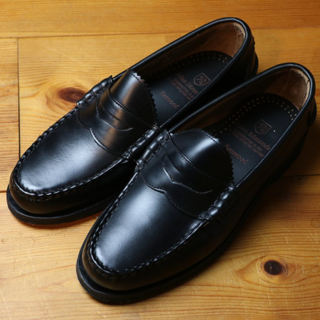 Allen Edmonds Kenwood - Pennyloafer Mokassin black