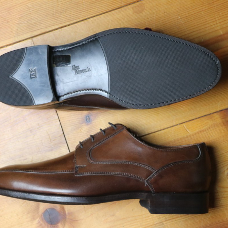 Sohle und Seitenansicht Allen Edmonds Montgomery - Business Comfort Collection